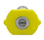 Single Nozzle Yellow 050 (Suits up to 13hp - 16hp | 16 to 18 L|Min)